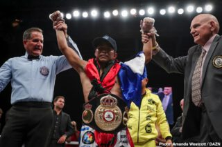 Spence vs. Garcia, Tank Davis vs. Santa Cruz & Chocolatito vs. Estrada 2 planned for U.S boxing return
