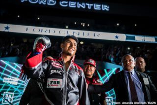 Mikey Garcia talks Pacquiao wanting low-risk fights