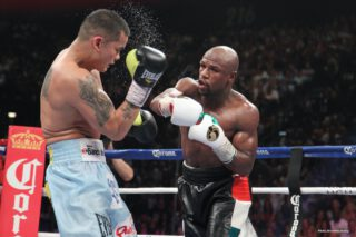 Is Floyd Mayweather Jr. a true champion?