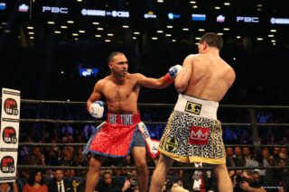 Thurman wants Pacquiao, Crawford, Brook, Porter & Mikey Garcia
