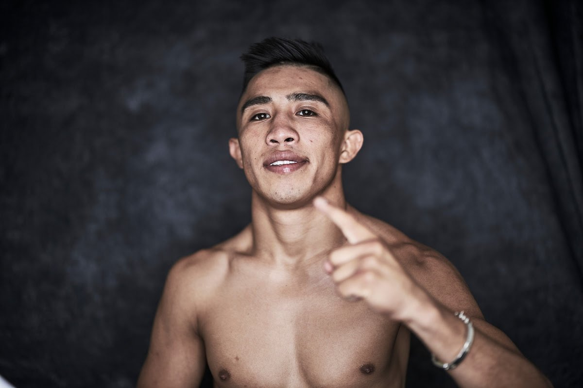 - Latest Juan Francisco Estrada Julio Cesar Martinez Roman Gonzalez