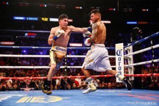 Leo Santa Cruz plans on burying Tank Davis with pressure on Oct.24