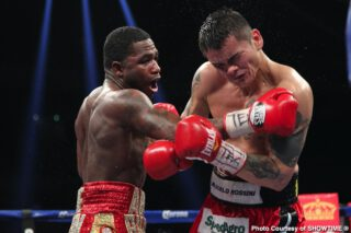 Adrien Broner SLAMS Mayweather for training Haney