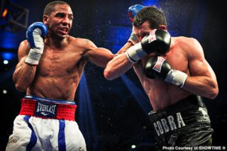 Andre Ward rather face Joshua over Canelo in comeback