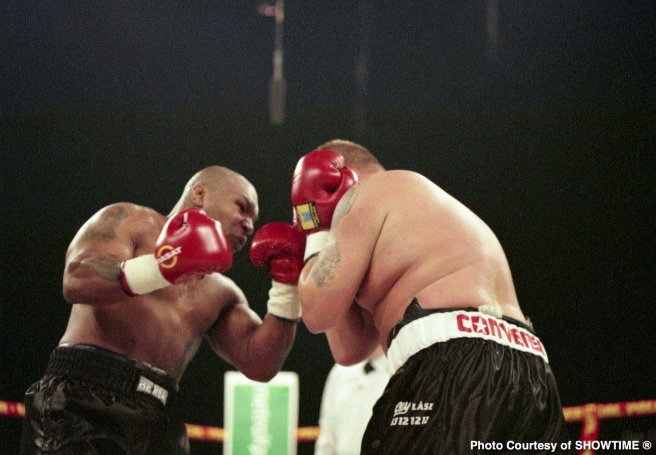 Mike Tyson explains why he's fighting Roy Jones Jr on Sept.12 ...