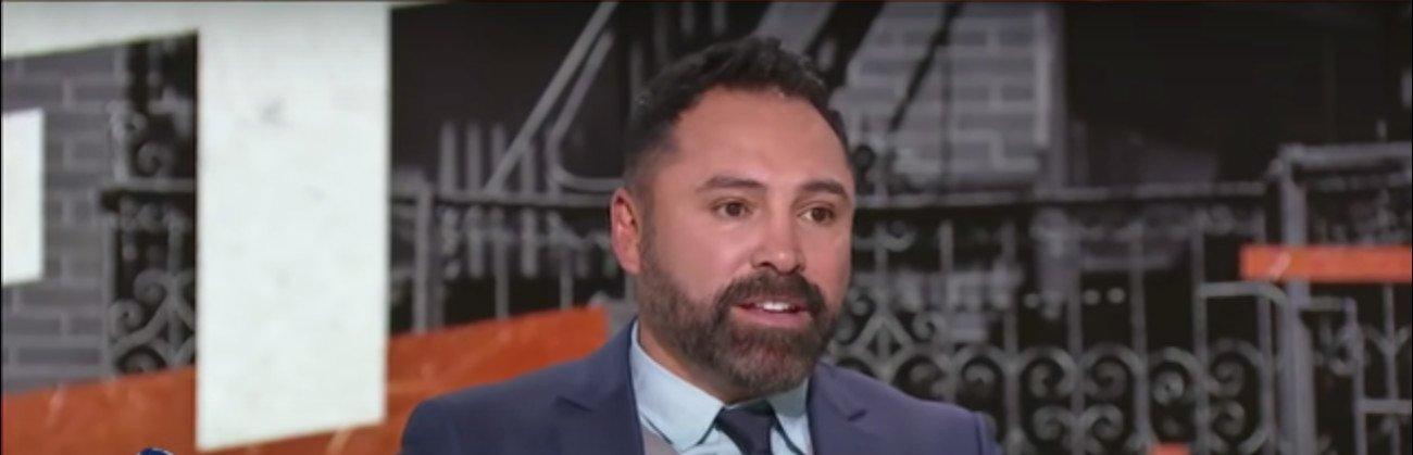 Canelo Alvarez Oscar De La Hoya