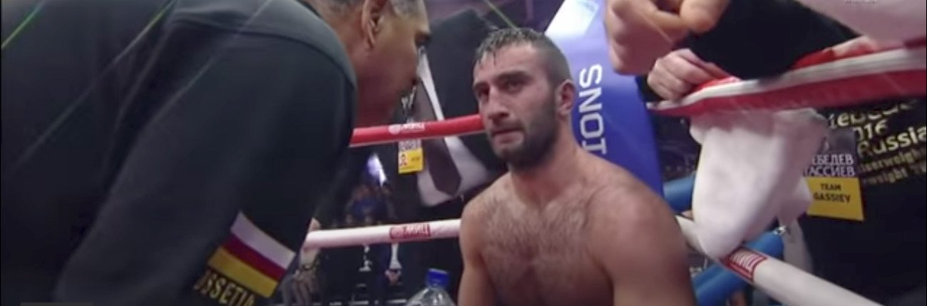 Kevin Johnson Murat Gassiev