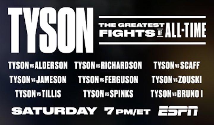 - Latest Mike Tyson