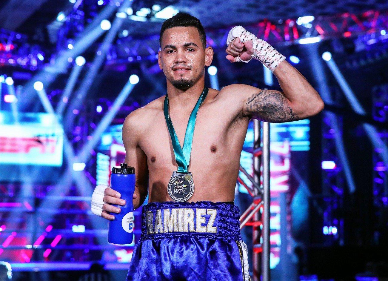 Errol Spence Jr Robeisy Ramirez Teofimo Lopez