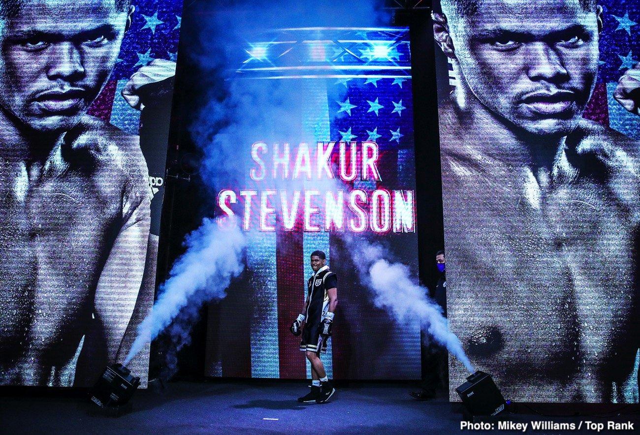Shakur Stevenson