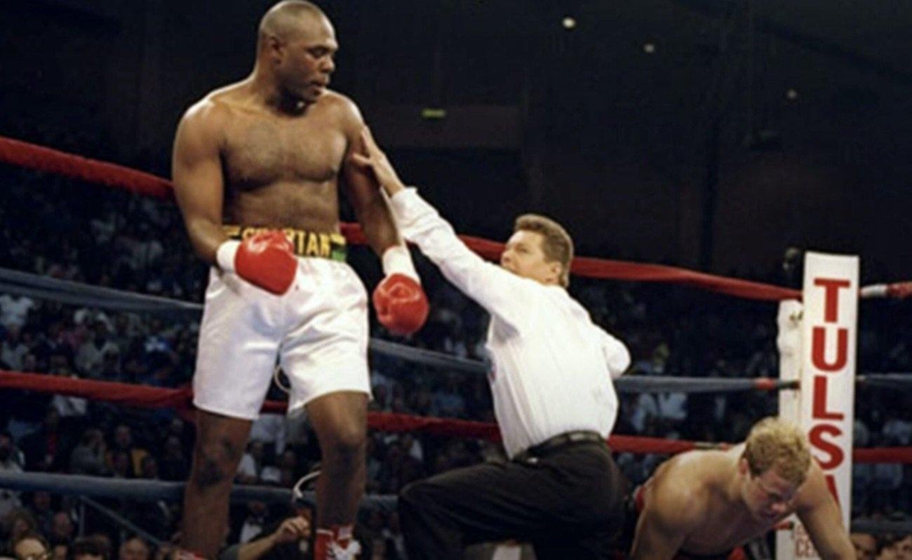 The Story Of Michael Bentt: Heavyweight's Forgotten King