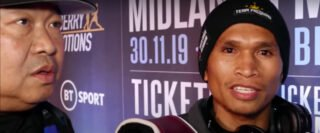 John Riel Casimero needs a tune-up while waiting for Naoya Inoue