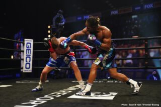 Shawn Porter turns down $2 million to fight Terence Crawford