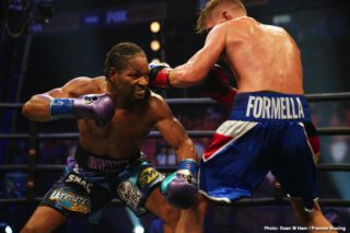 Shawn Porter moving on from Terence Crawford, will fight in July