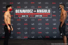 - Latest David Benavidez