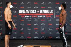 David Benavidez Latest