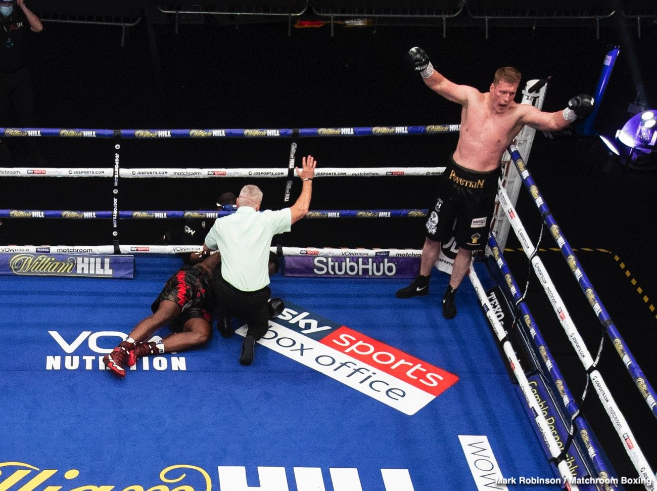 Tyson Fury: It's too soon for Whyte to face Povetkin