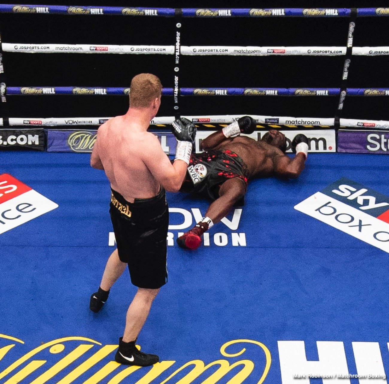 Whyte vs Povetkin 2: Is this the end of the line for Dillian?