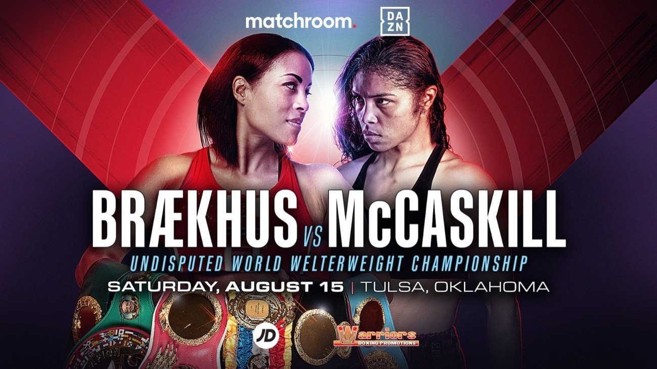 McCaskill: Beating Braekhus Leads To More Mega-Fights ⋆ Boxing News 24
