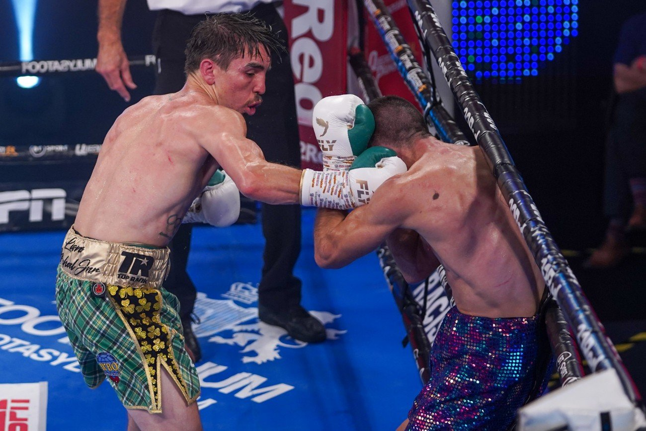 Michael Conlan vs. Isaac Dogboe agreed for Dec.5 on ESPN