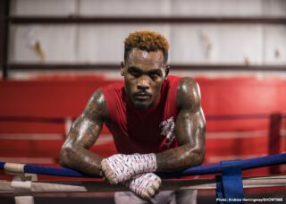 Jermell Charlo: Saunders is scared of Canelo, he don't want that smoke
