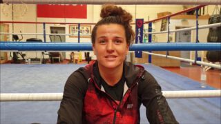 """Chantelle Cameron: """"It's going to be a toe-to-toe war"""""""