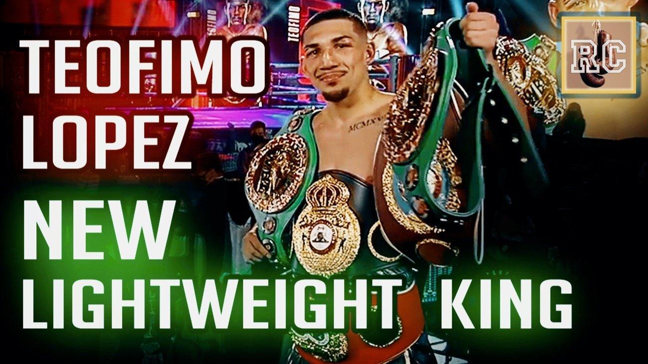 VIDEO: Teofimo Lopez – New Lightweight King