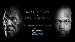 Mike Tyson vs. Roy Jones Jr rules change: KOs now allowed, winner will be announced from judges' scores