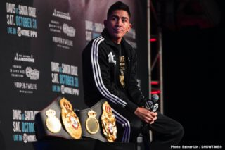 Leo Santa Cruz calls out Oscar Valdez, says it's perfect style match-up