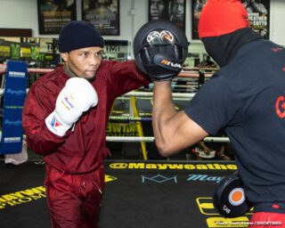 Gervonta Davis ready to fight Ryan Garcia in May or Sept.
