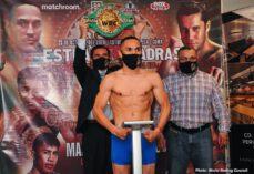 Juan Francisco Estrada Roman Gonzalez