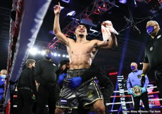 De La Hoya says Ryan Garcia to fight Teofimo Lopez in 2021