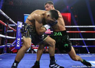 "Teofimo Lopez tells Vasily Lomachenko: ""Move on,"" no rematch"