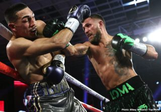 Chris Algieri: Lomachenko isn't slipping; he's in the wrong weight class