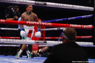 Gervonta Davis to start promoting fight with Mario Barrios