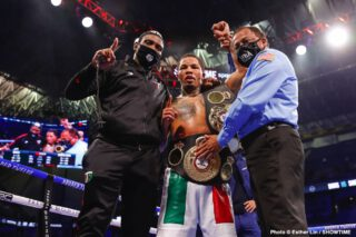 Gervonta Davis to challenge Mario Barrios for WBA 140-lb title in summer