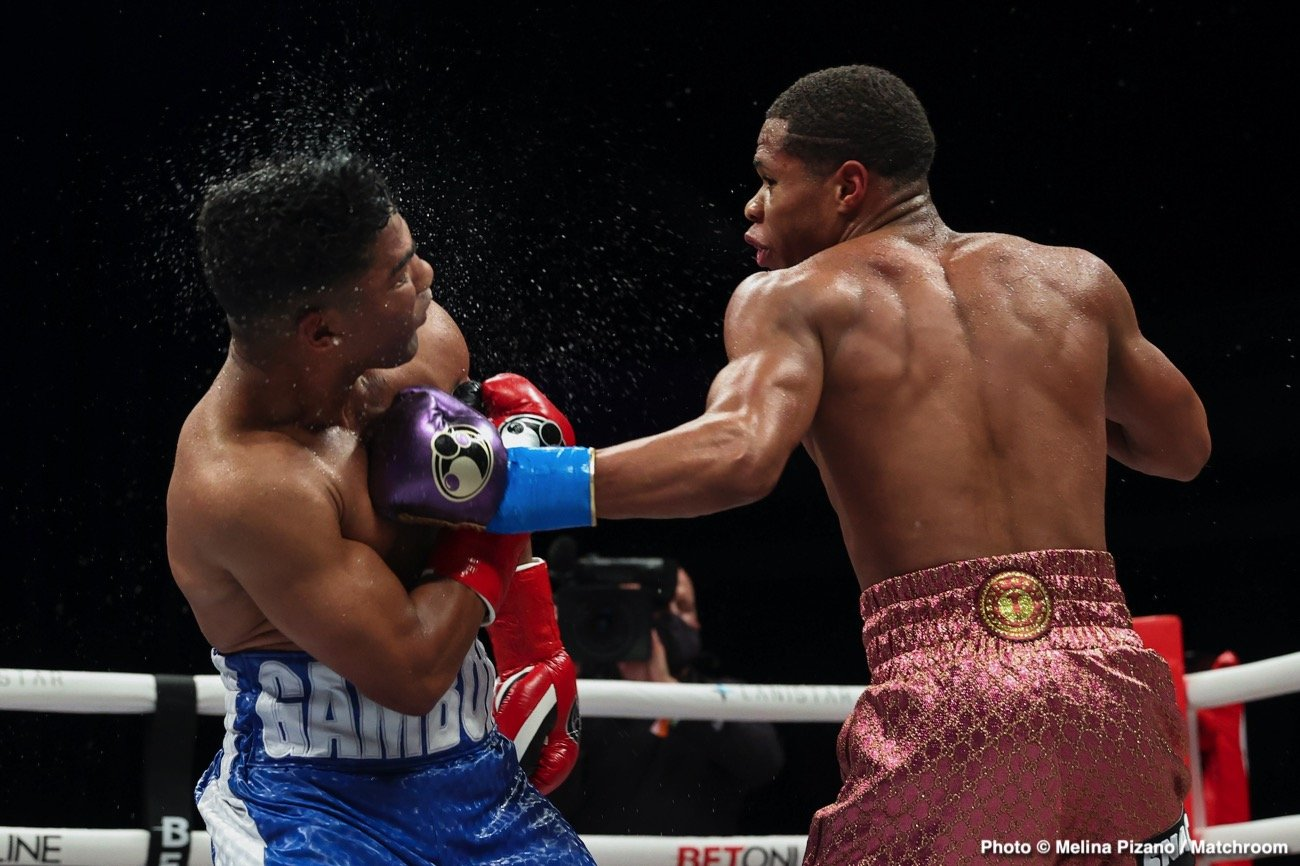 Devin Haney Gary Russell Jr. Terence Crawford