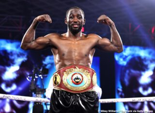 Terence Crawford will sign with Al Haymon if he's given a big offer, says Lou DiBella