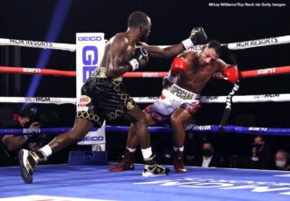 Crawford says 50-50 purse split for Spence might not do it