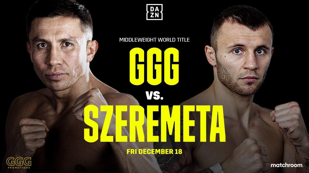 - Latest Gennady Golovkin