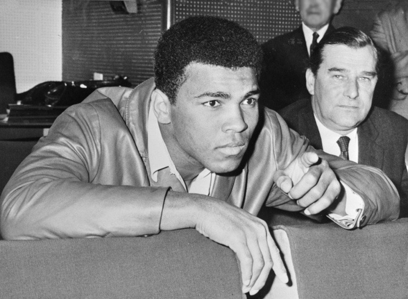 Jack Dempsey Joe Frazier Muhammad Ali