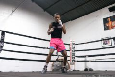 - Latest Danny Garcia Errol Spence Jr