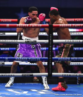Danny Garcia Errol Spence Jr