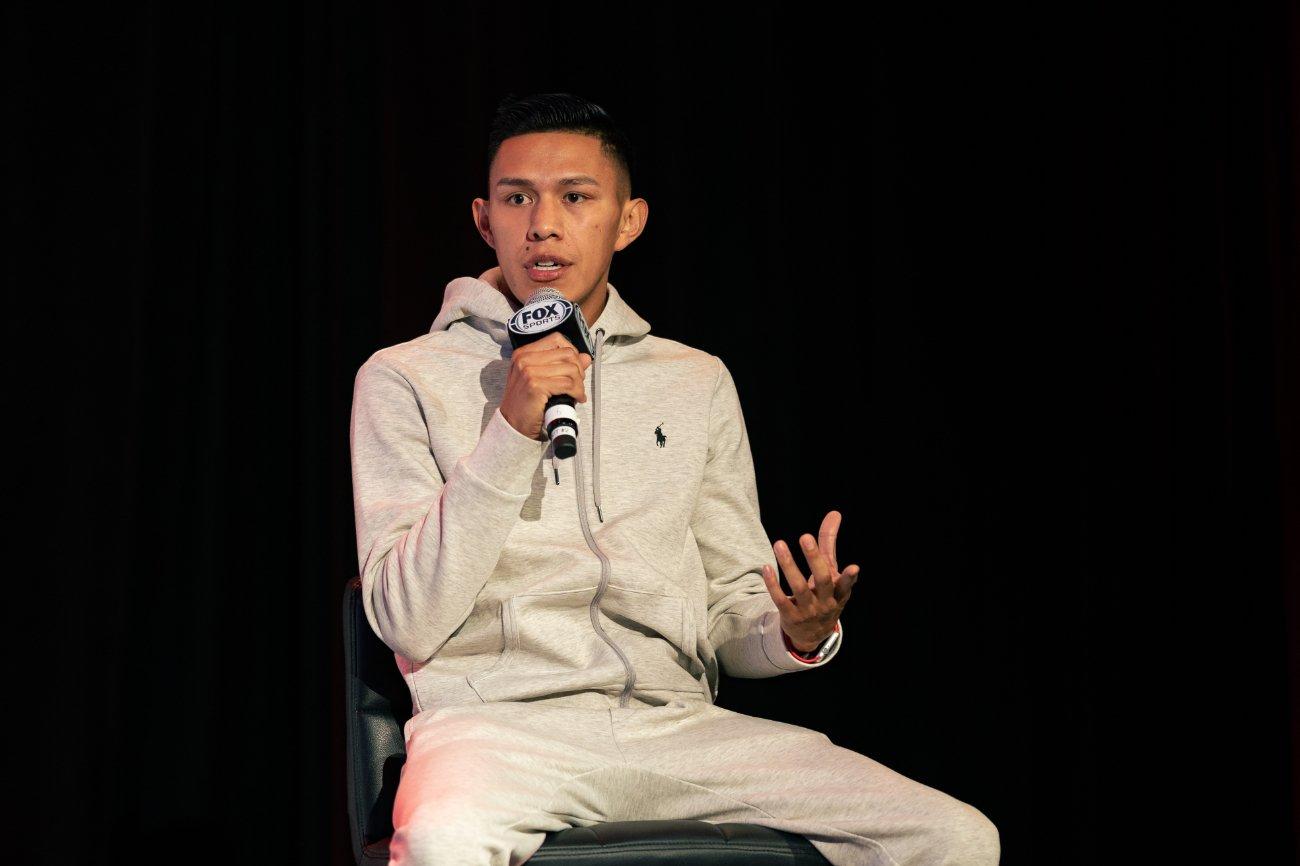 - Latest Danny Garcia Errol Spence Jr Josesito Lopez