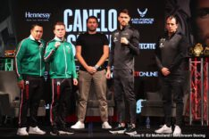 Callum Smith Canelo Alvarez