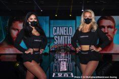 Callum Smith Canelo Alvarez