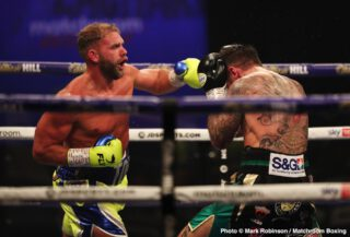 Canelo Alvarez vs. Billy Joe Saunders close to being done for May