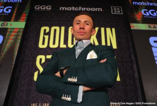 Gennady Golovkin vs. Ryota Murata in the works for Dec.31st in Japan