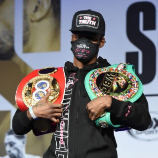 Abel Sanchez: Spence beats Garcia even at 80%