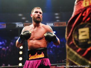 Canelo Alvarez vs. Caleb Plant targeted for September: Do fans want to see this?